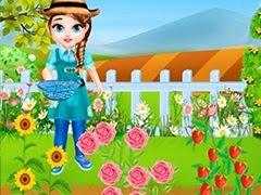 طفل تايلور البستانية الصغيرة