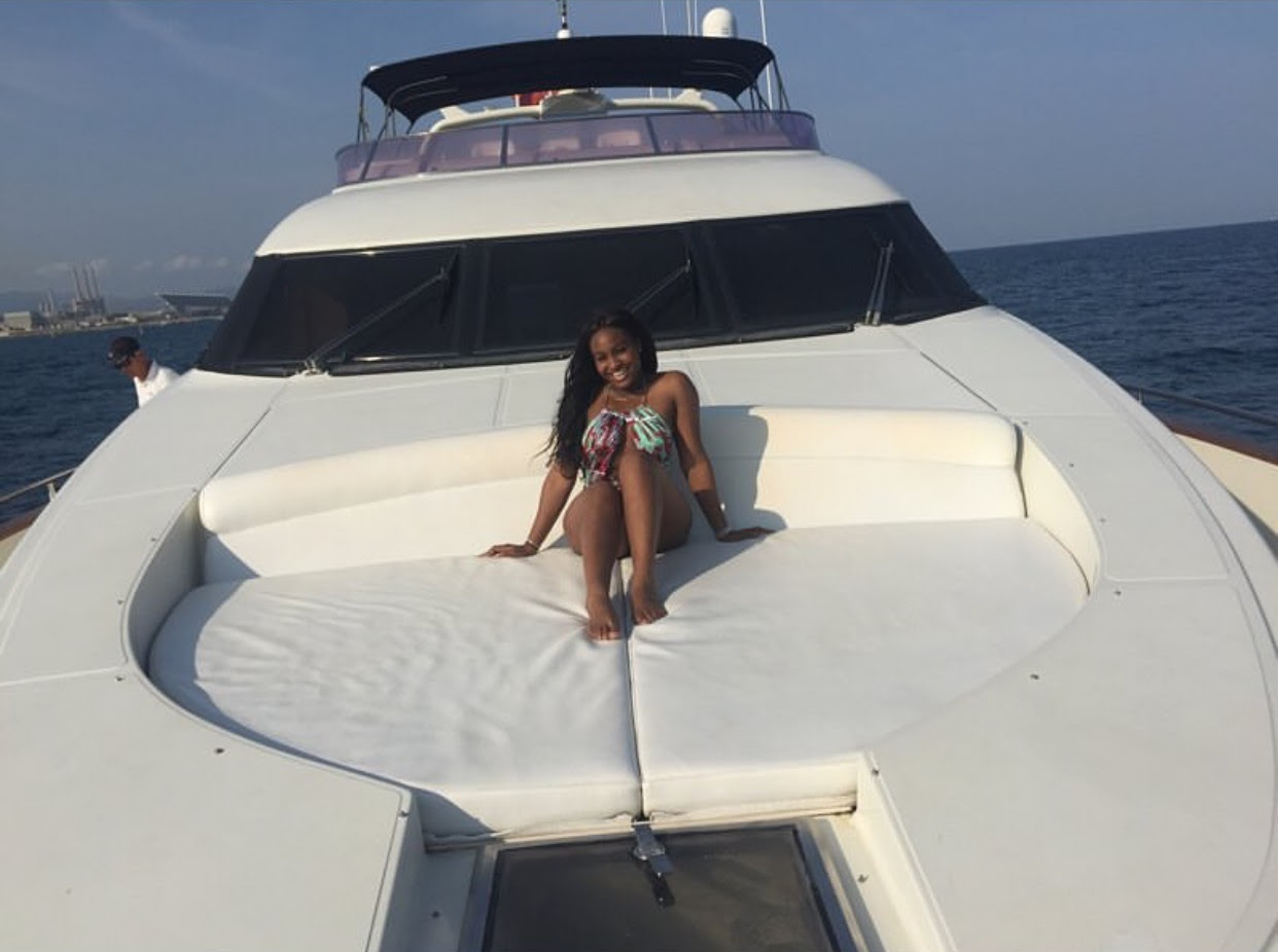 Rich, spoilt brat…The reckless lifestyle of Gov. Ajimobi's daughter