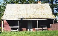 Old Blacksmith's Cottage. 1890