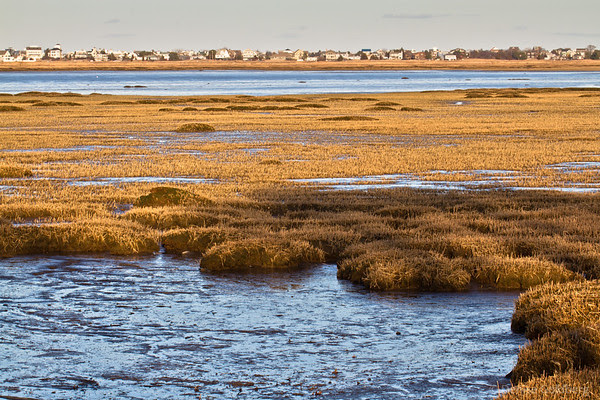 late day light at Joppa Flats