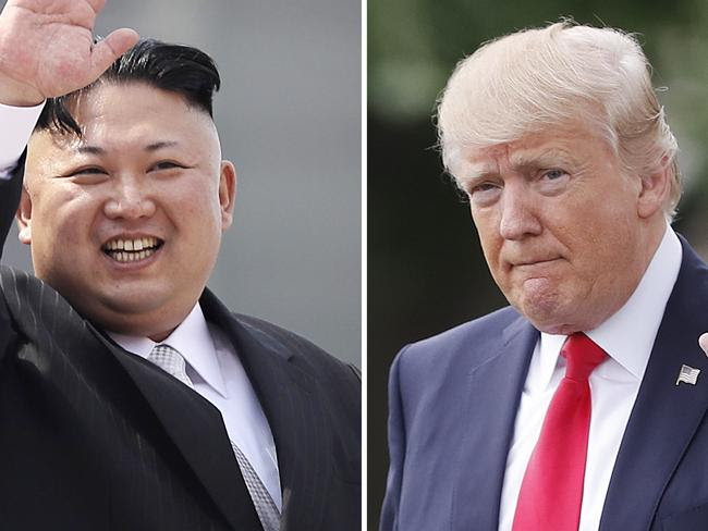North Korea has indicated it was open to talks with the United States to ease mounting tensions. Picture: AP