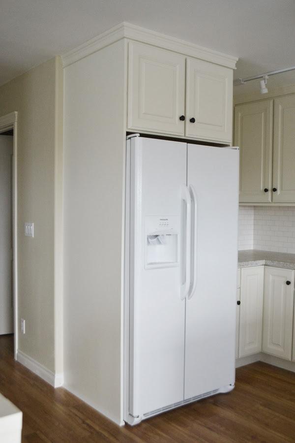 "36"" x 15"" x 24"" Above Fridge Wall Kitchen Cabinet ..."