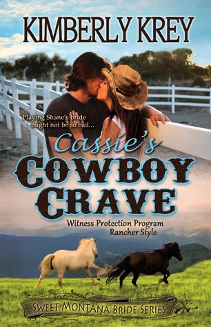Cassie's Cowboy Crave (Sweet Montana Bride, #1)