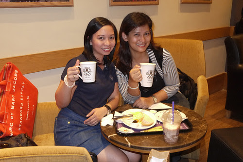 Meetups with Blogger Friends