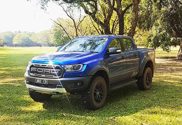 Can Four Play Six Can The Ford Ranger Raptor Hold Its Own
