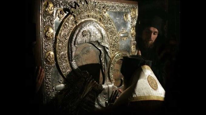 Θαύματα Παναγίας Παντανάσσης (Ιεράς Μονής Βατοπαιδίου)