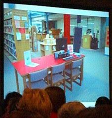 """Alan M. Kleimann's presentation on """"Senior Spaces"""""""