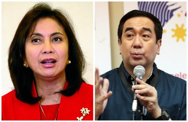 Image result for leni robredo and andres bautista