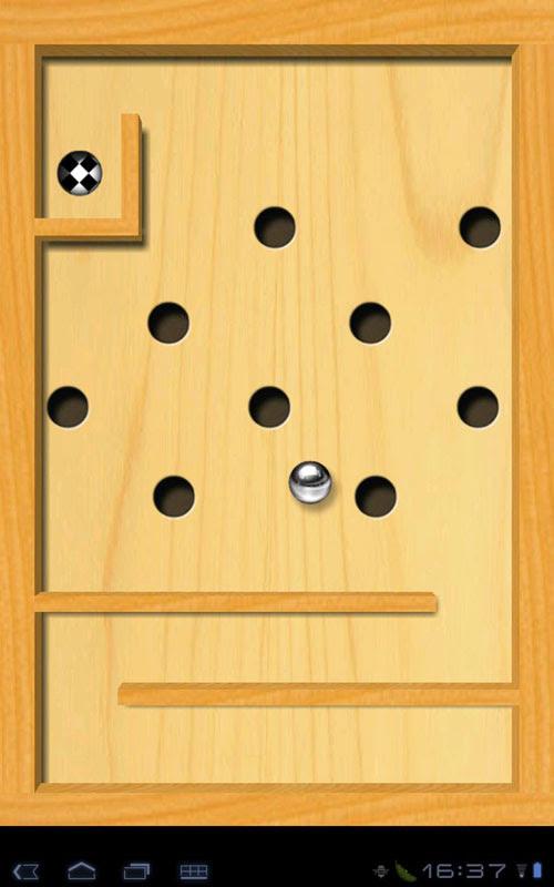 图:迷宫滚球