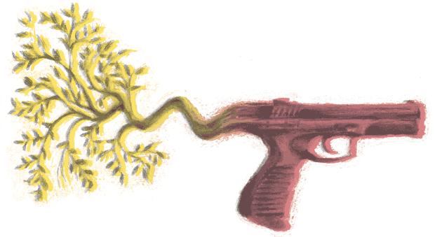 Ilustração Pondé