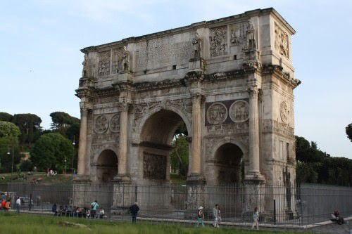 Arch of Constantine I