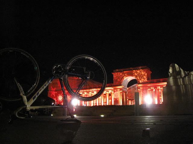 Nio's bici