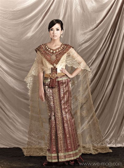 1000  ideas about Thai Fashion on Pinterest   Thai Dress