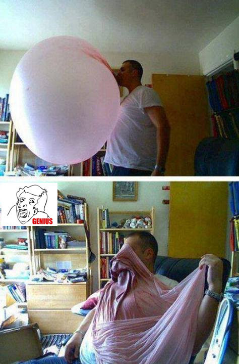 Balon tiup cilako tigobaleh !