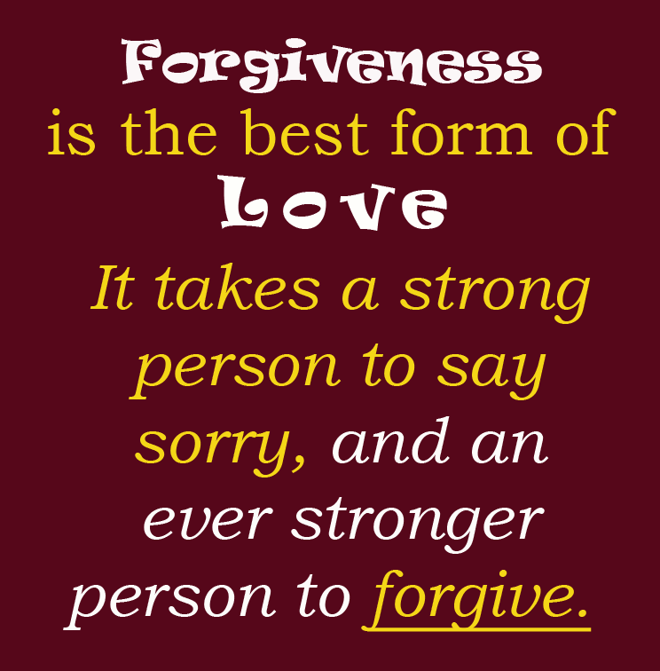 Quotes About Forgiveness To Friends 19 Quotes