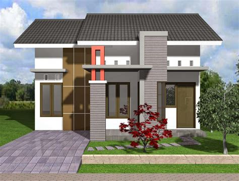 desain rumah minimalis type   update