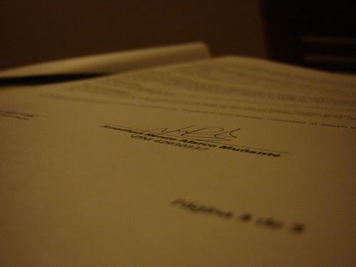 116 - 4ene2009 - El contrato