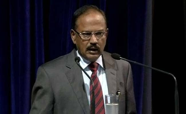 National Security Adviser Ajit Doval in Kashmir Amid Concerns About Terror Recruitment