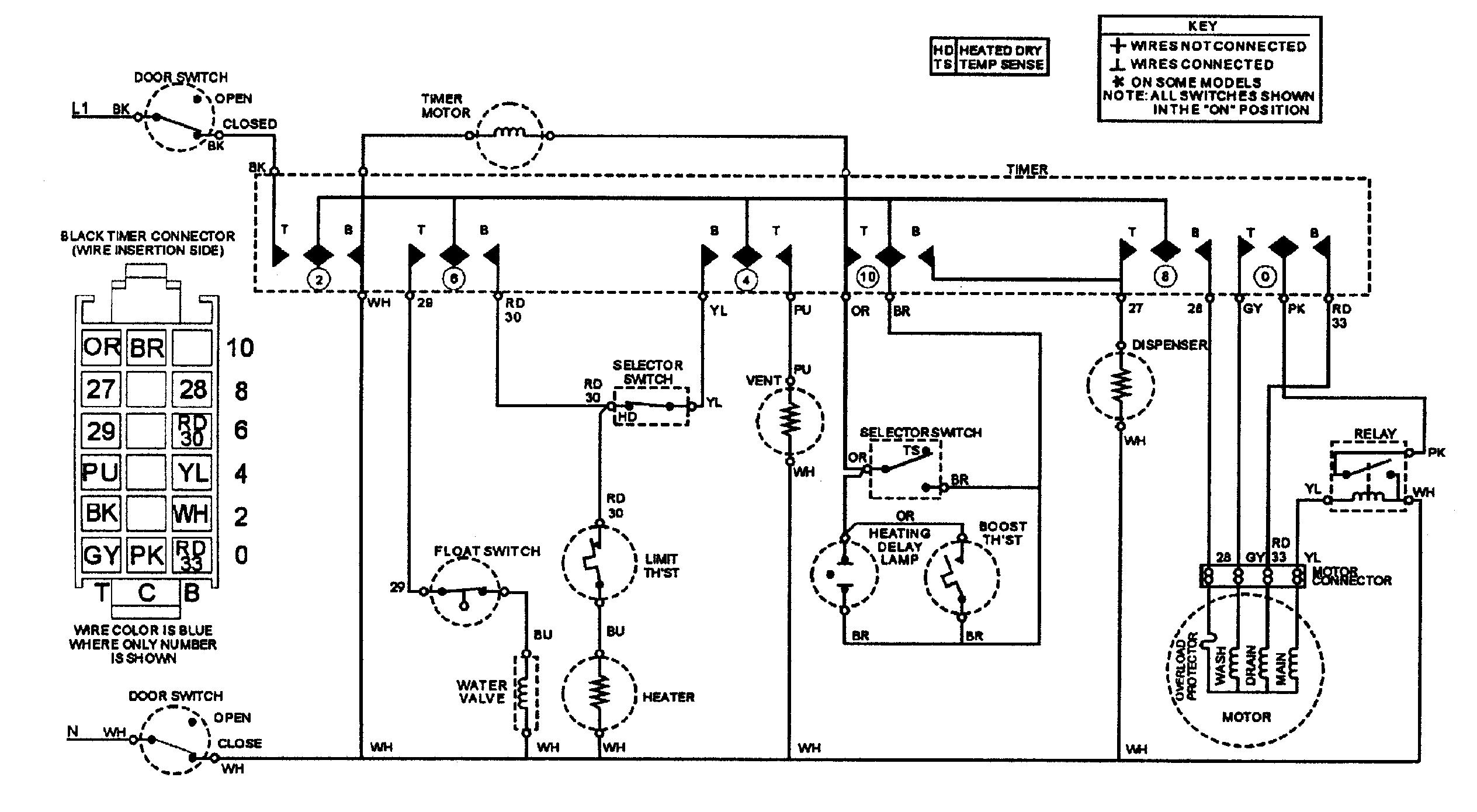 31 Maytag Dishwasher Wiring Diagram