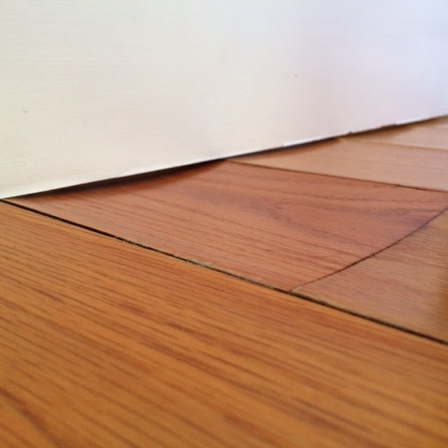 Hardwood Floor Water Damage Cupping