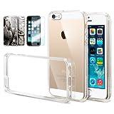 【国内正規品】SPIGEN SGP iPhone 5s / 5 ケース ウルトラ・ハイブリッド [クリスタル・クリア] 《ECO-Friendly Packaging》 【SGP10640】