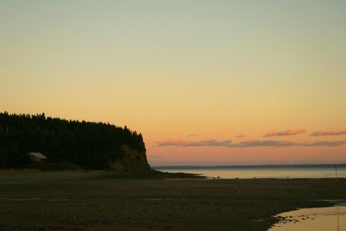 Fundy Evening