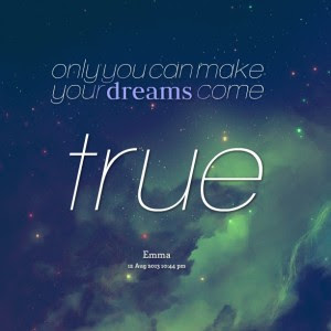 Quotes About Dreams Come True 291 Quotes