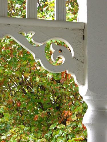 Highland Inn Porch