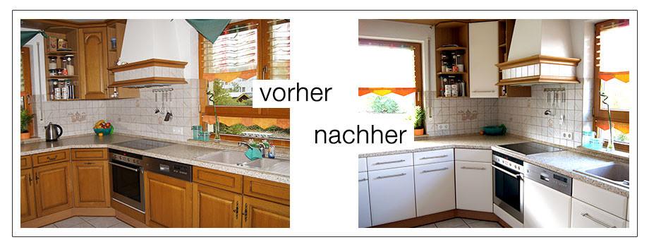 küche vorhernachher bilder