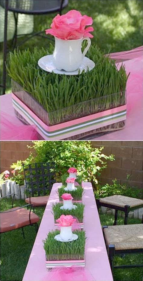 Ever So Fun & Inexpensive Table Centerpieces (perfect for