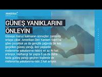 Giderek büyüyen 'ben'lere dikkat (DERİ KANSERİNDEN KORUNMAK) - Anadolu Sağlık Merkezi