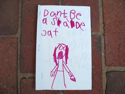 Ava Thursday: Don't Be a Scaredy Cat 1