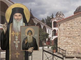 Αποτέλεσμα εικόνας για οσίου Ιακώβου του εν Ευβοία, του επονομαζόμενου και «Με συγχωρείτε»