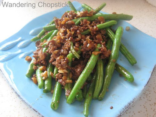 Sichuan Green Beans 1