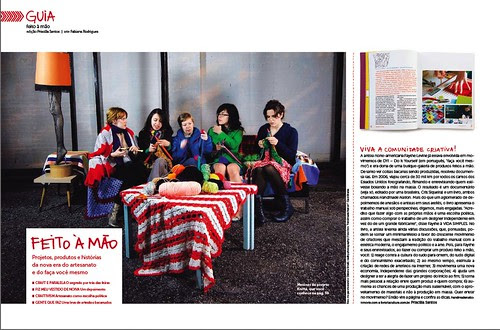 Vida simples Magazine: Brazil