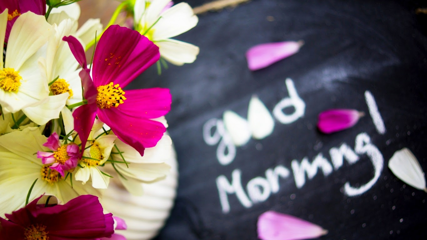 Baritto Good Morning Images In Flowers Hd