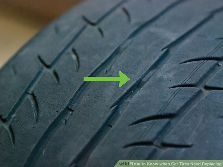 How To Know When Car Tires Need Replacing 9 Steps With Pictures