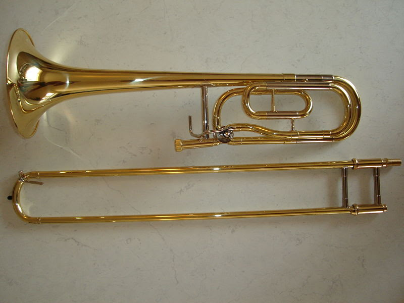 14 TUTORIAL F TRIGGER TROMBONE FOR SALE WITH VIDEO TUTORIAL