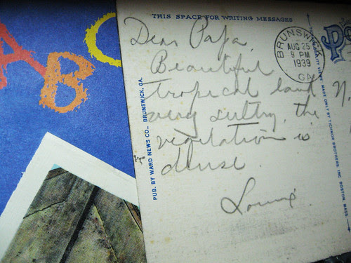 notice the postmark