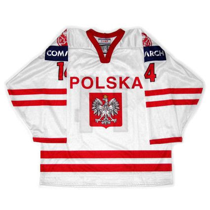 Poland 2007 jersey, Poland 2007 jersey