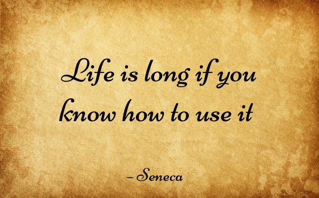 Quotes From Seneca On The Shortness Of Life