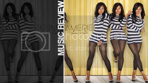 Album review: Amerie - Because I love it