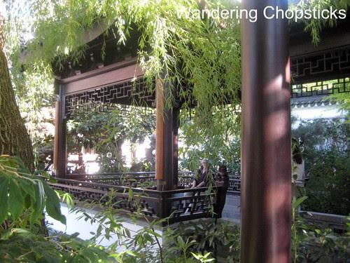Day 4.12 Lan Su Chinese Garden (Portland Classical Chinese Garden) - Portland - Oregon 5