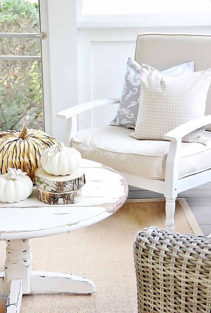 Beautiful Do It Yourself Fall Home Decor - Oh My Creative