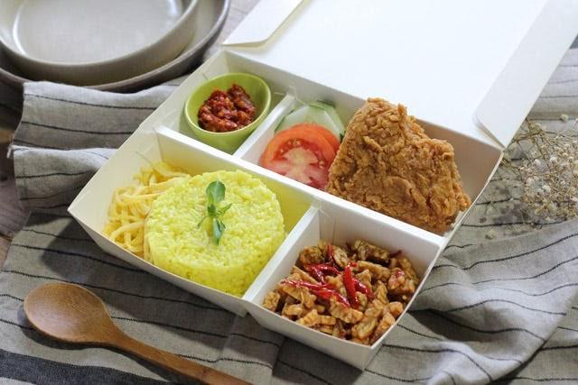 Nasi Kuning Ketan Betawi - Jual Beras Ketan Putih Super ...