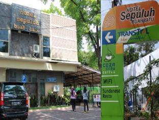 Alamat Hotel Murah Hotel Sepuluh Buah Batu Bandung