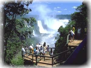 Argentina - Cascate di Iguazu