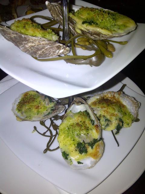 Oysters Rockefeller 3
