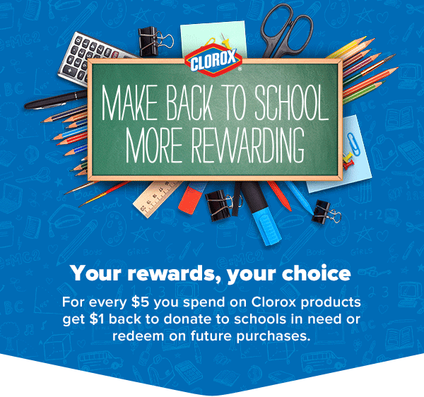 Make Back to School More Rewarding