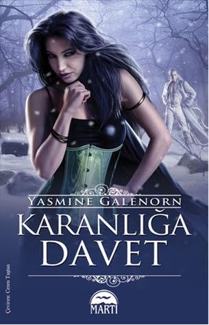 Kitap Yorumu: Karanlığa Davet | Yasmine Galenorn (Ayın Kız Kardeşleri, #10)